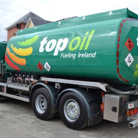 Top Oil Fleet Branding