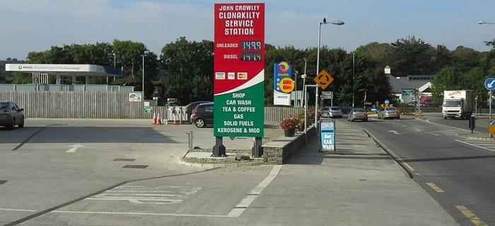 Clonakility Service Station