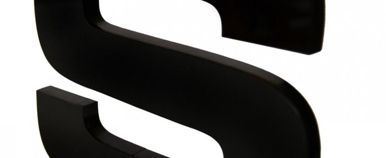 10mm Black Acrylic