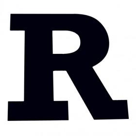 PVC letters