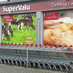 Super Valu Vinyl Prints