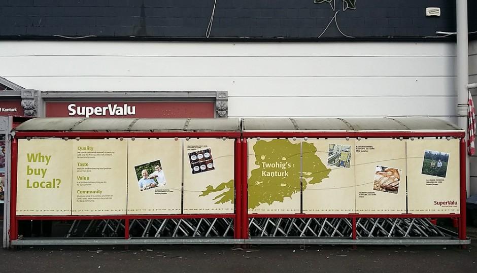 SuperValu Vinyl Prints