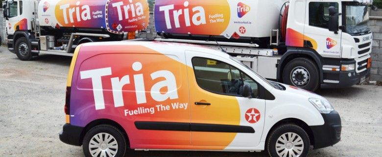 Tria Oil Fleet Vehicles