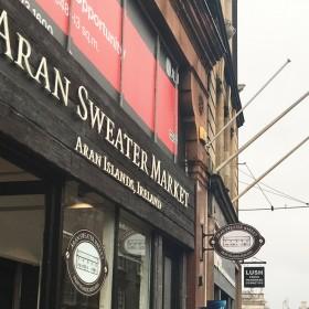 Aran Sweater Market Dublin