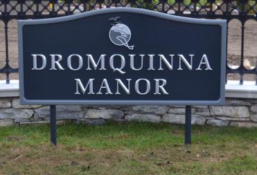 Dromquina Manor Signage