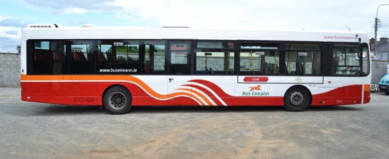 Bus Eireann City Bus