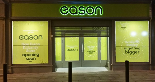 Easons Killarney LED Lighting