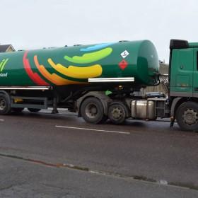 Top Oil Fleet Branding