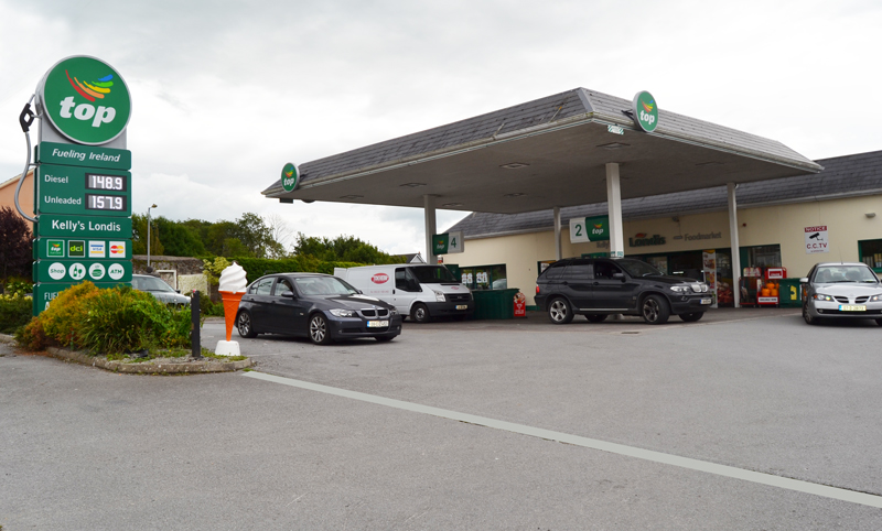 Forecourt Solutions – Service Station Design & LED Lighting