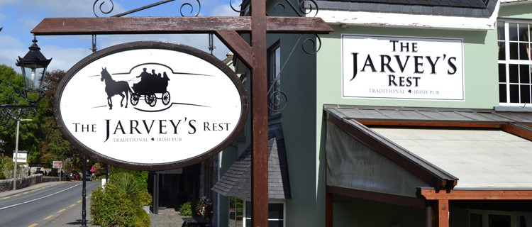 The Jarveys Rest