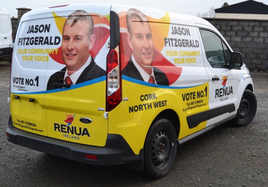 Vehicle Wrap Renua