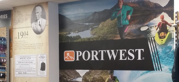 Portwest Internal Signage