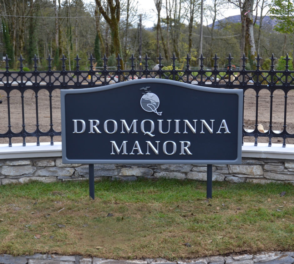 Dromquinna Manor